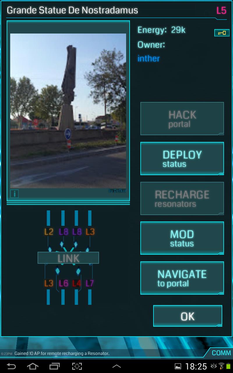 Hacker un portails
