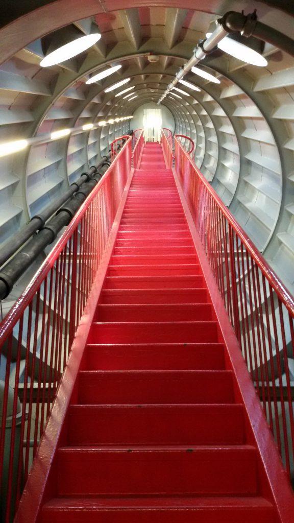 Escalier de l'Atomium