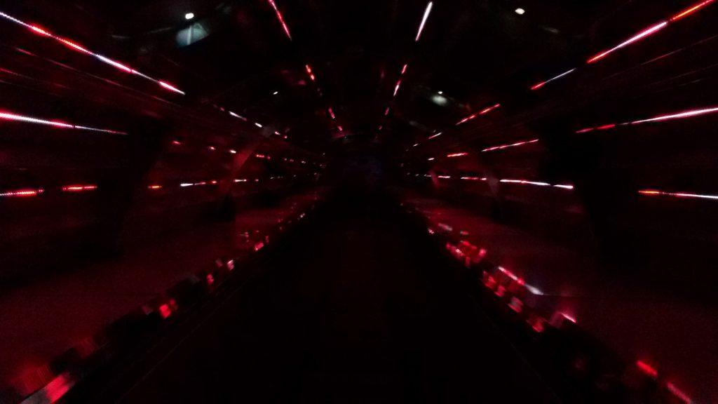 Couloirs de l'Atomium