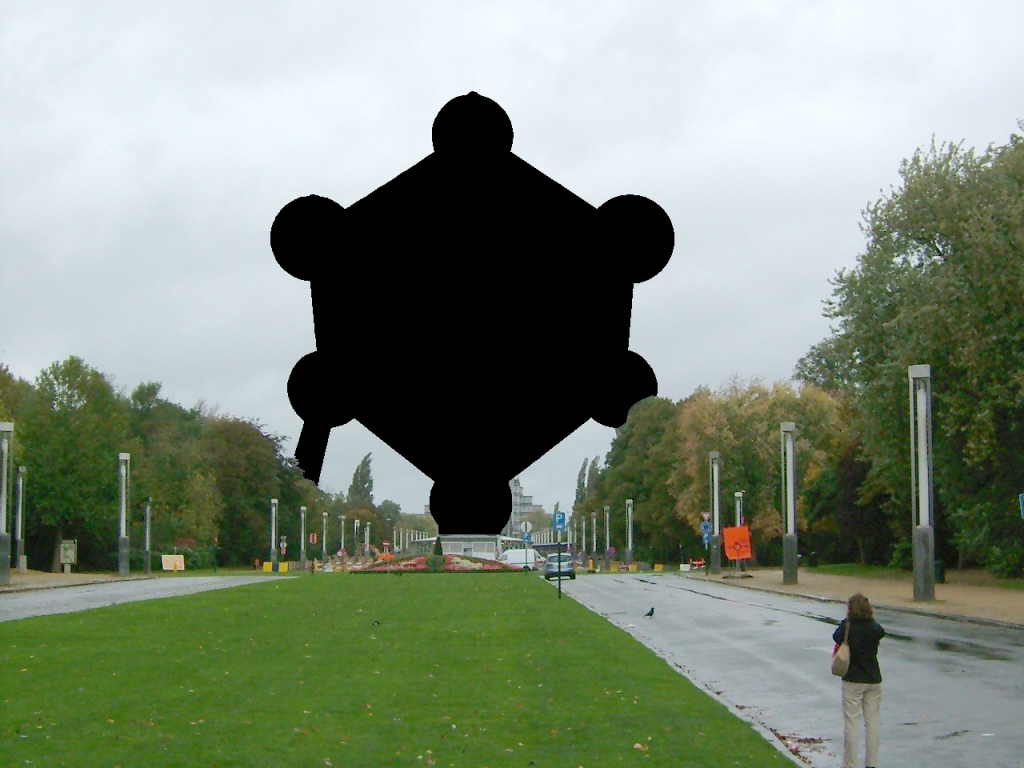 Atomium censured