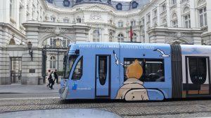 Tram Tintin