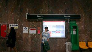 métro Louise