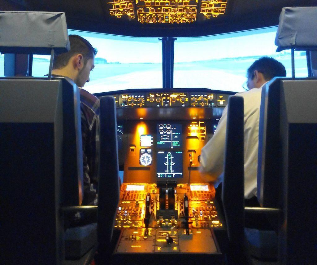 Jeremy PASTOURET pilote A320