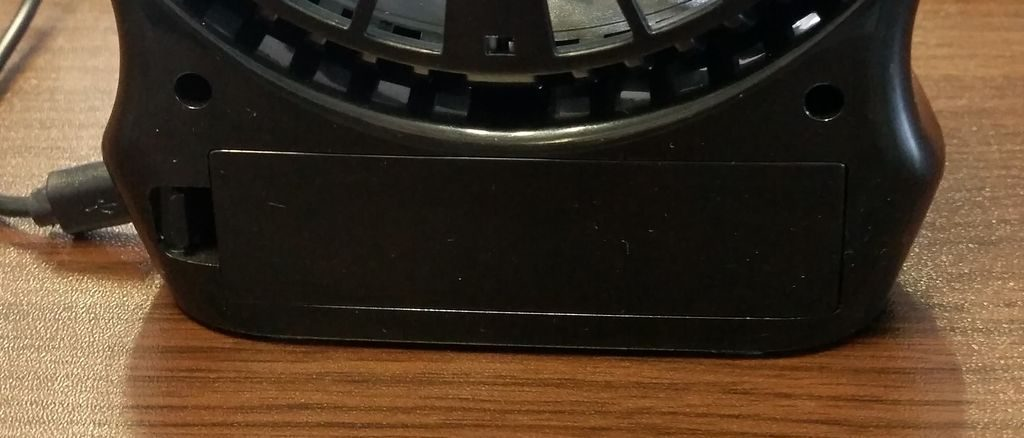 Pile Klim Mini Ventilateur