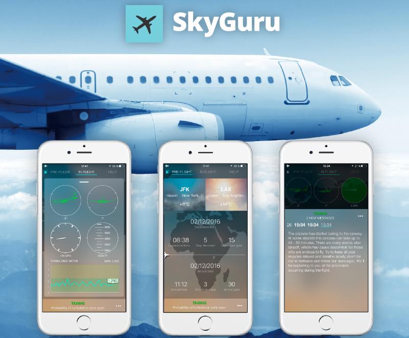 SkyGuru App
