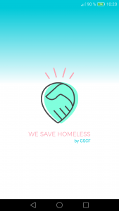We Save Homeless Accueil