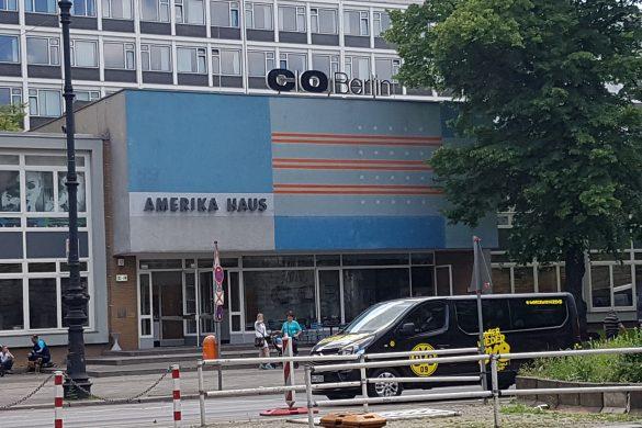 Amerika Haus C/O Berlin
