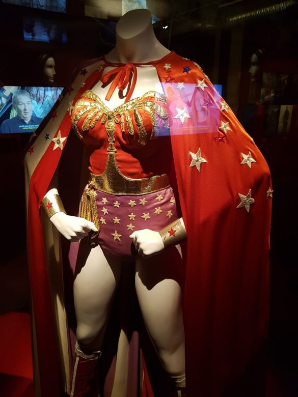 Autre Costume de Wonder Woman