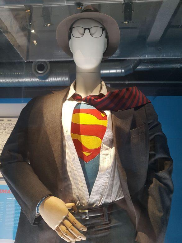 Costume porté par Christopher Reeve
