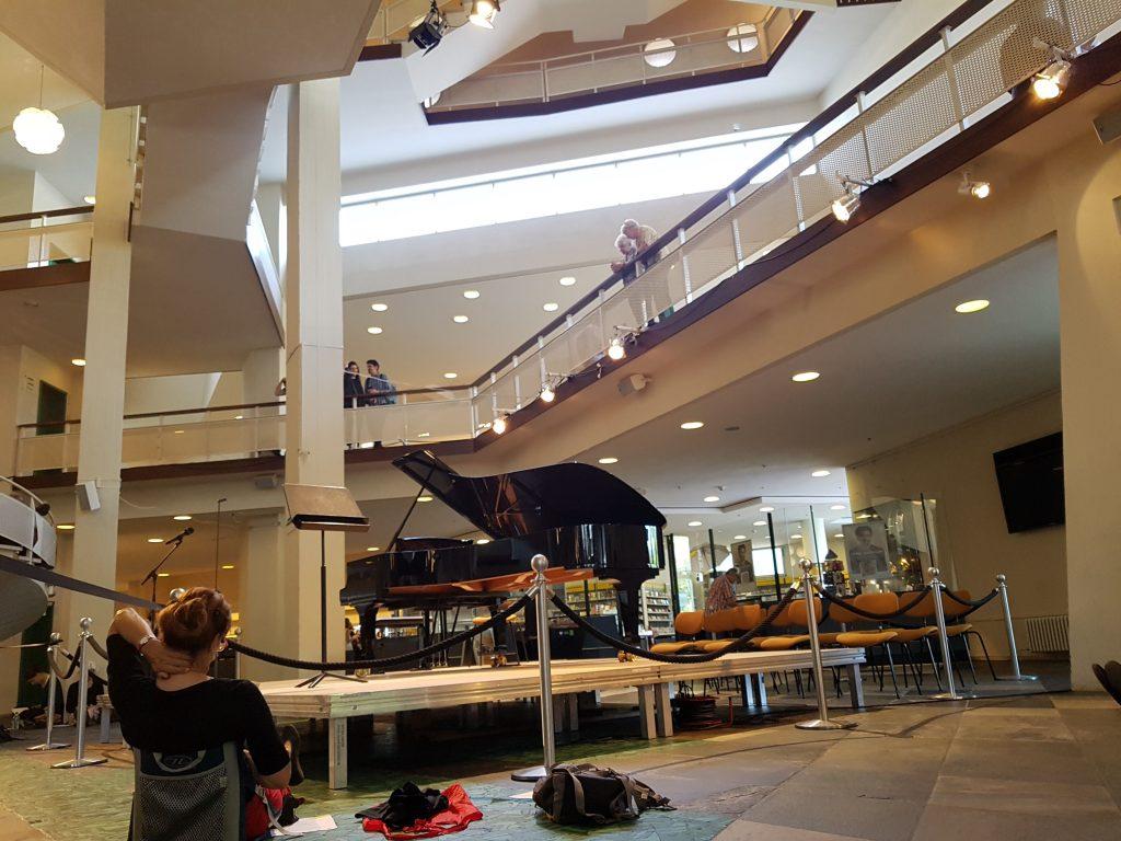 Foyer Philharmonie Berlin