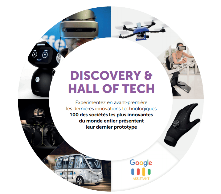 Hall of Tech VivaTech