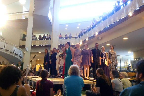 Interprètes concert Philharmonie Berlin