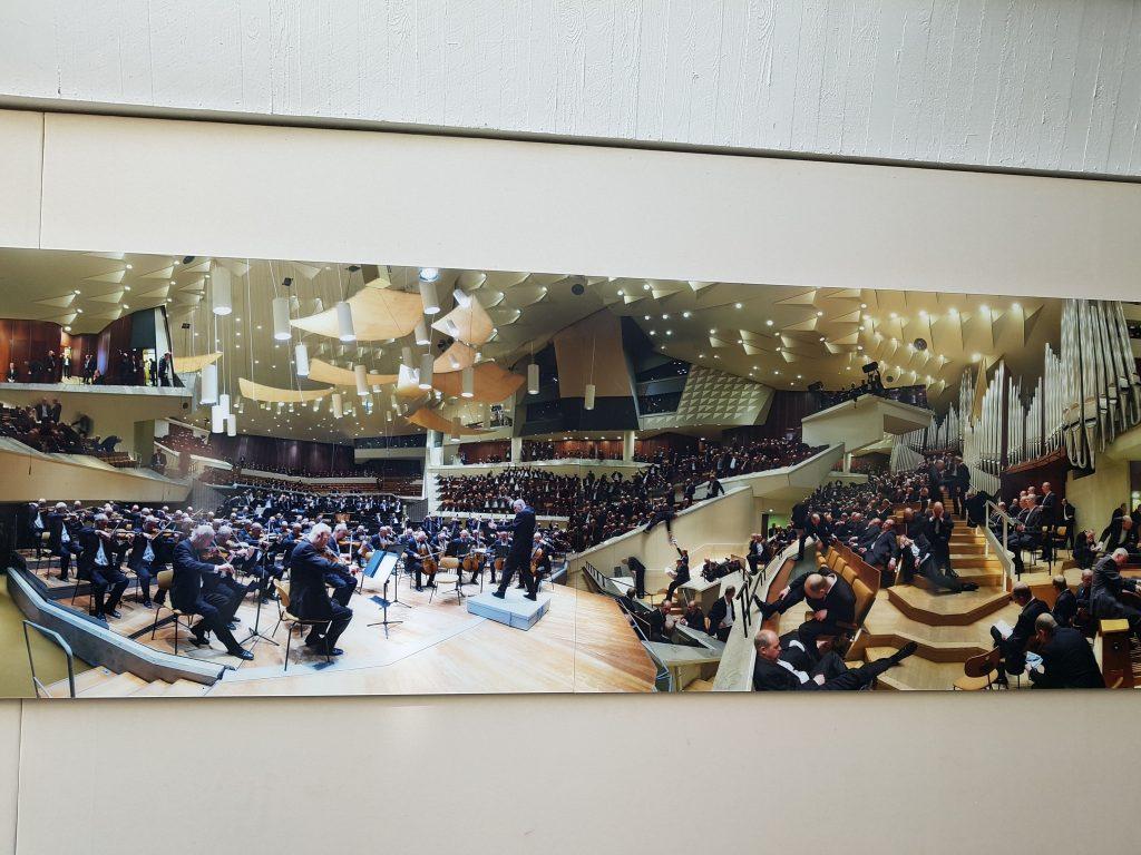 Salle de concerts Philharmonie Berlin