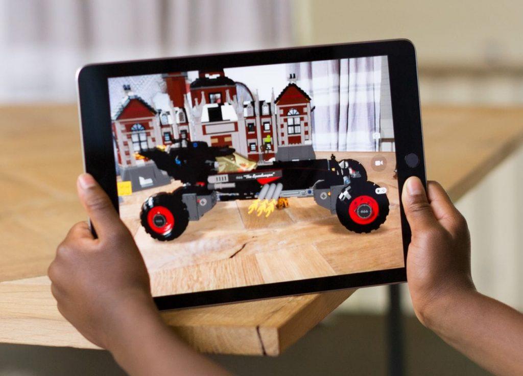 Realite augmente iOS 11