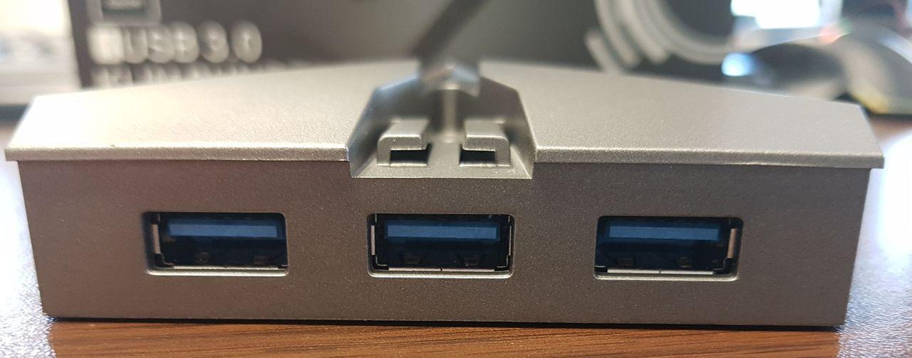 Klim Bungee Hub USB