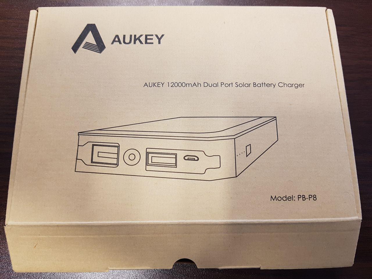 Boîte de marque Aukey