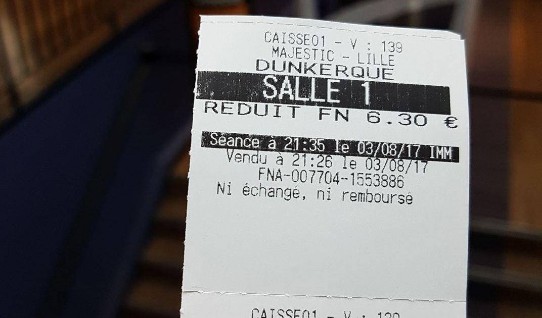 Film Dunkerque Nolan