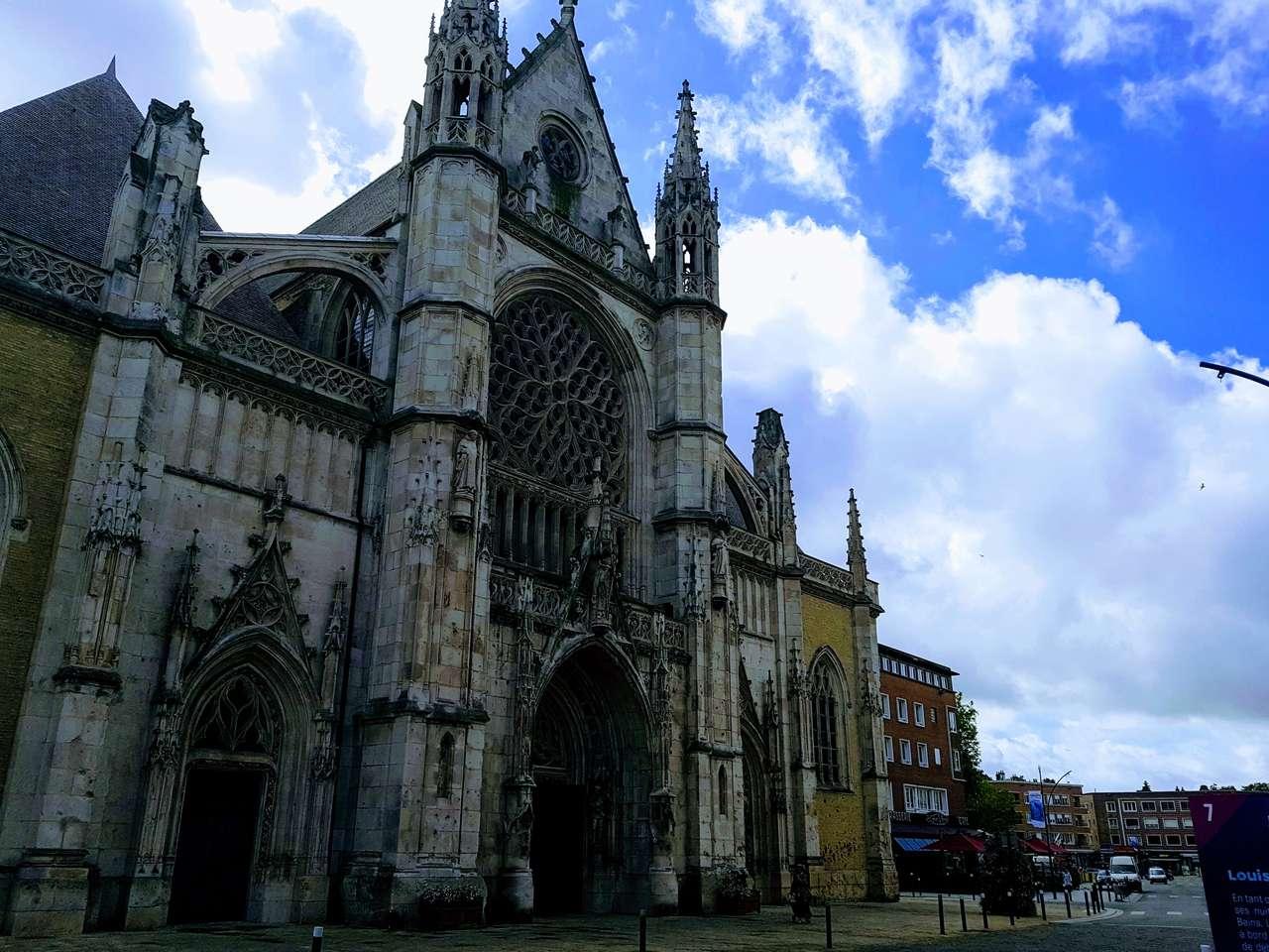 L'église de saint-Eloi de Dunkerque