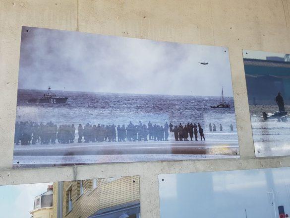 La plage de Dunkerque