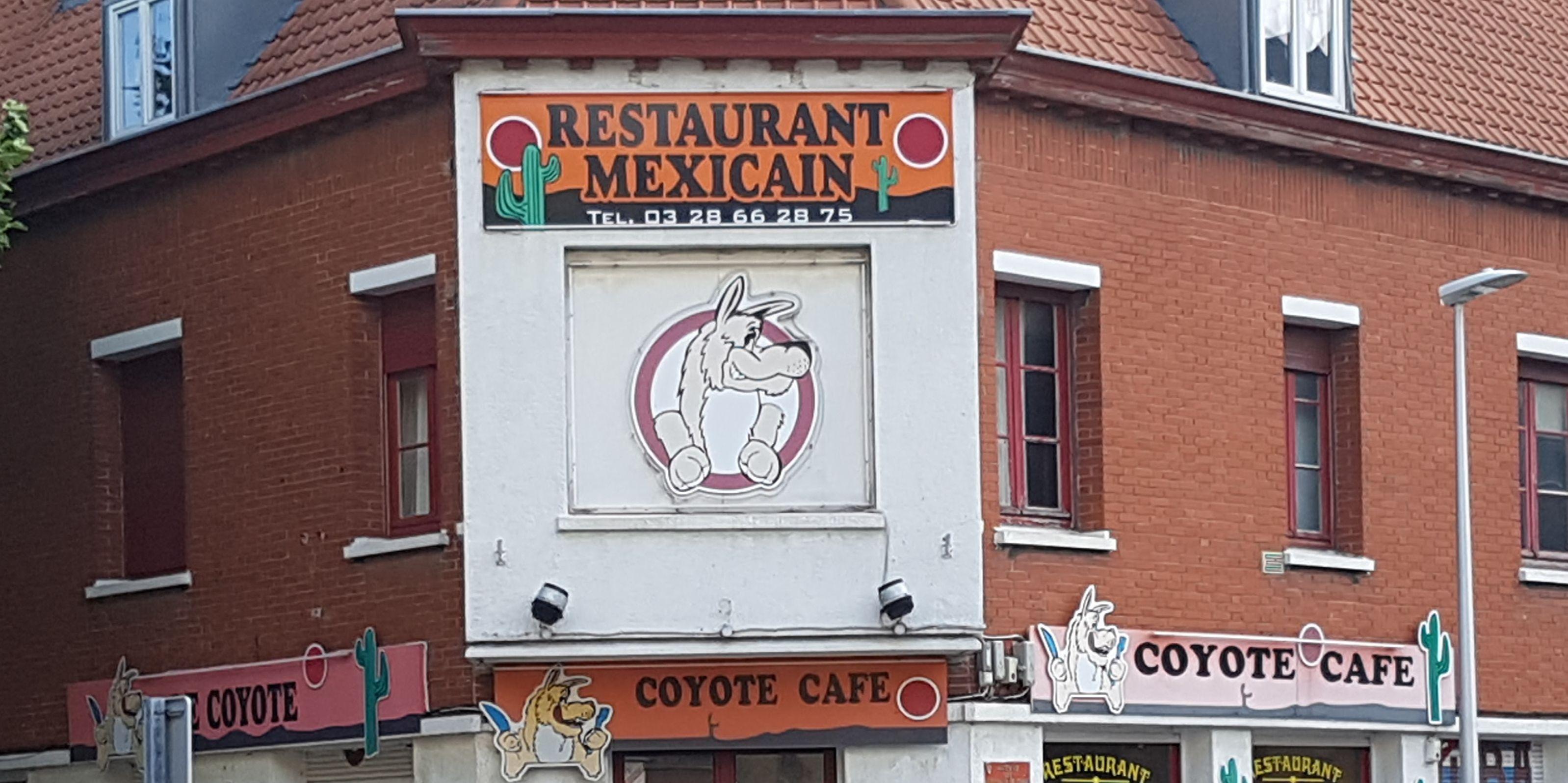 Le Coyote Café