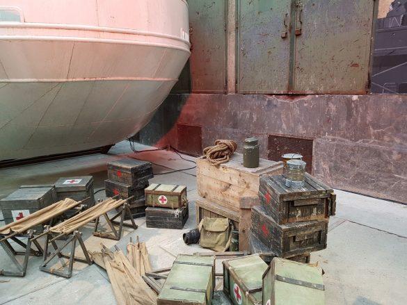 Le matériel militaire
