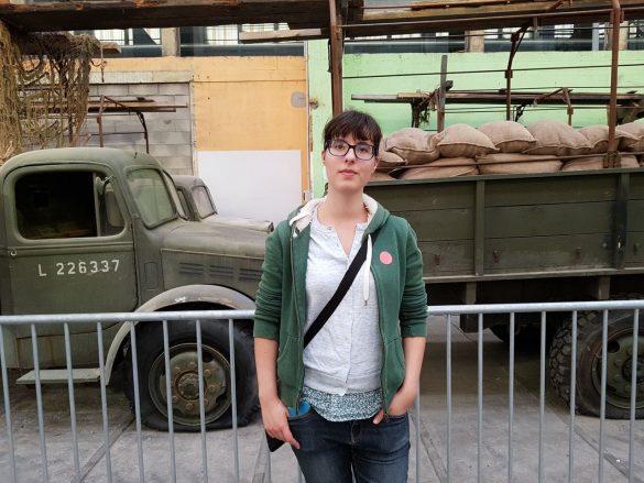 Les camions utilisés dans le film Dunkerque de Nolan