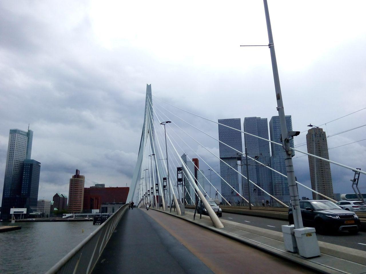 Le pont Erasme