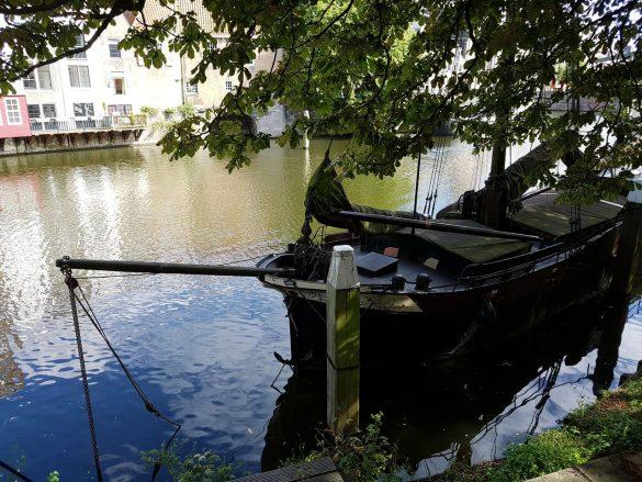 Les barques de Rotterdam