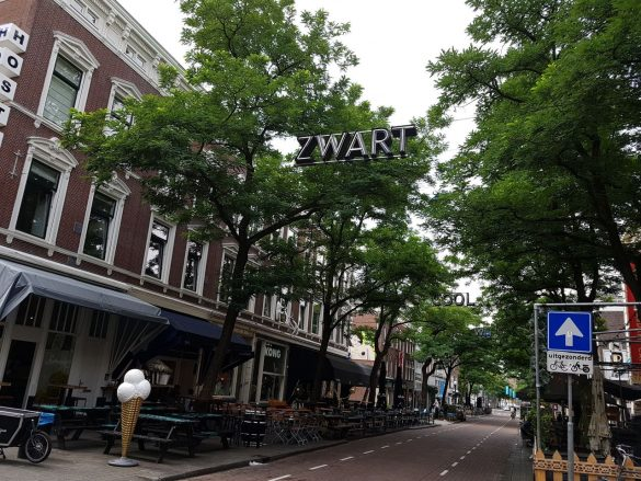 Rue Zwart Rotterdam