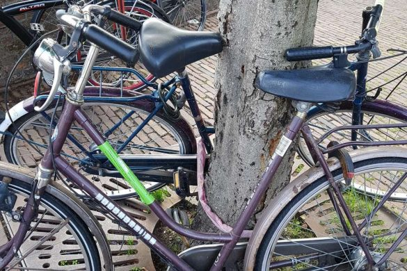 Stationnement vélos