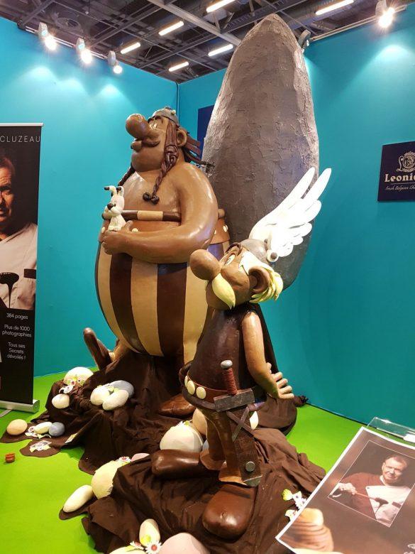 Astérix & Obélix en chocolat