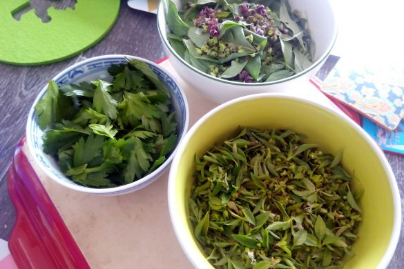 Herbes aromatiques AMAP