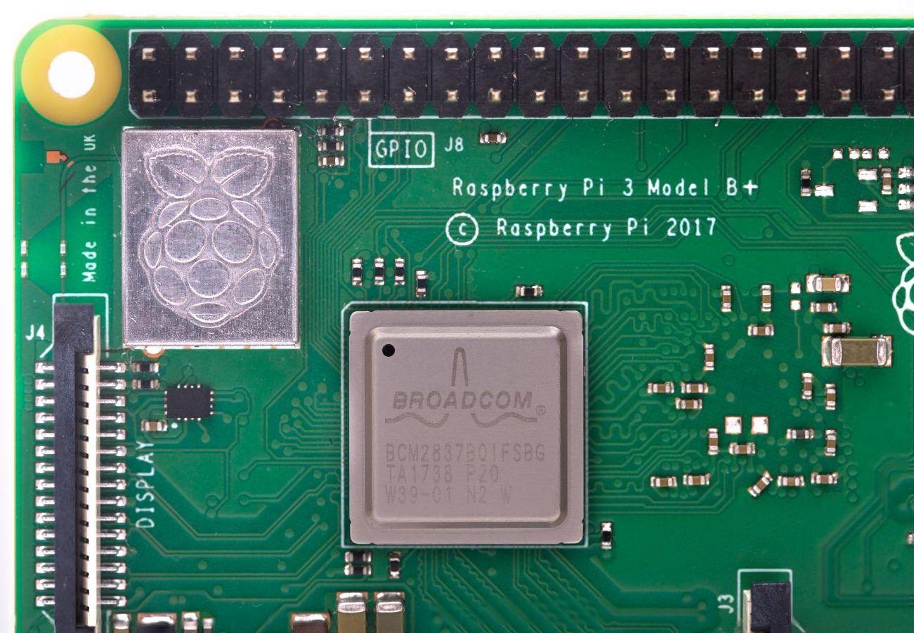 Dissipateur thermique Raspberry Pi 3