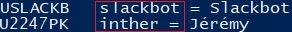 Slack-cleaner info