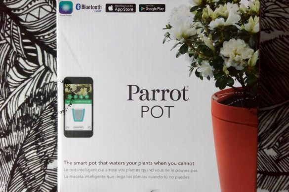 Emballage Parrot Pot