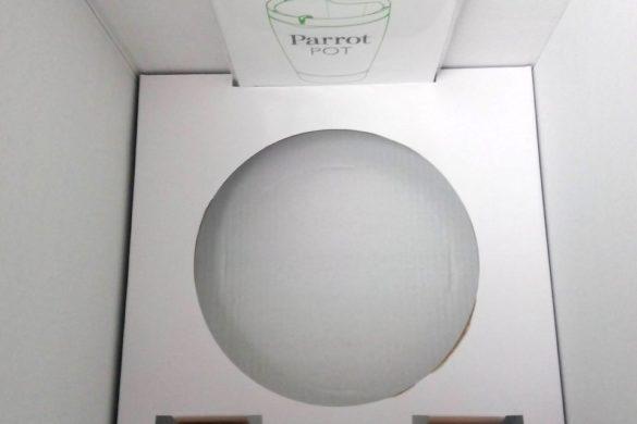 Emballage Parrot Pot - Intérieur