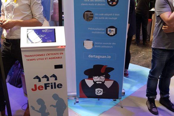 Jefile & Dartagnan VivaTech