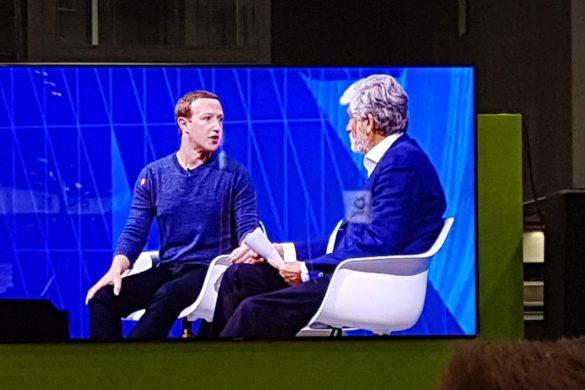 Mark Zuckerberg VivaTech