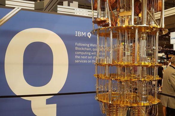 Quantum Computer IBM VivaTech
