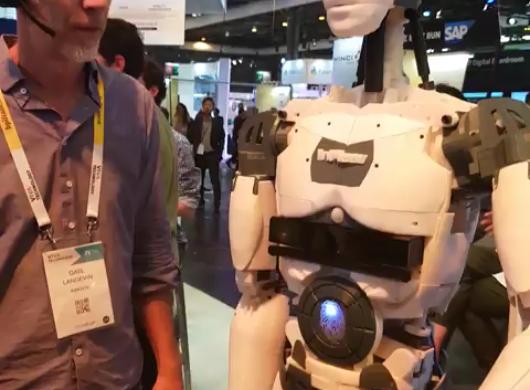 Robot VivaTech