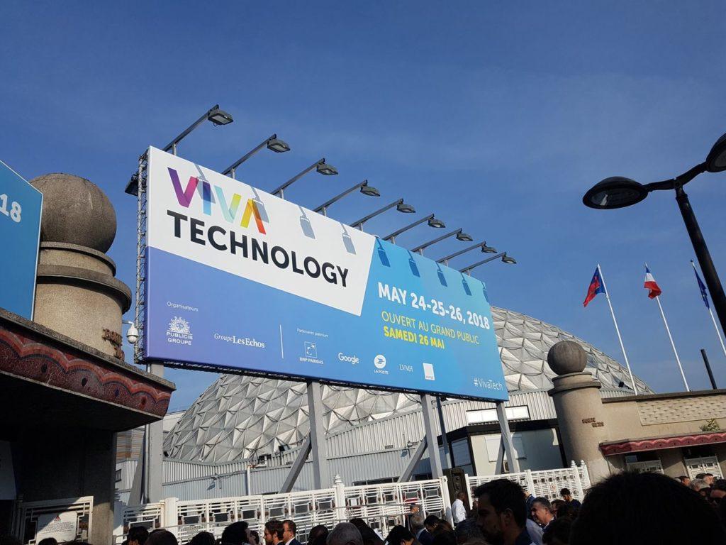 Viva Technology 2018