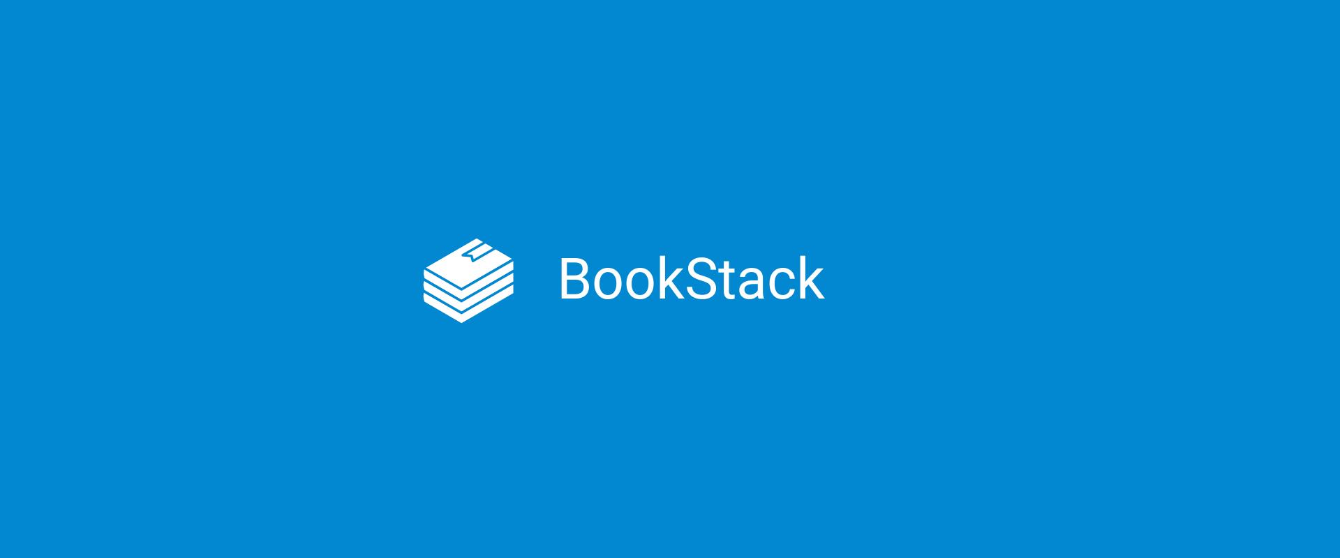 BookStack - Stocker-Organiser des informations sur une plateforme OpenSource