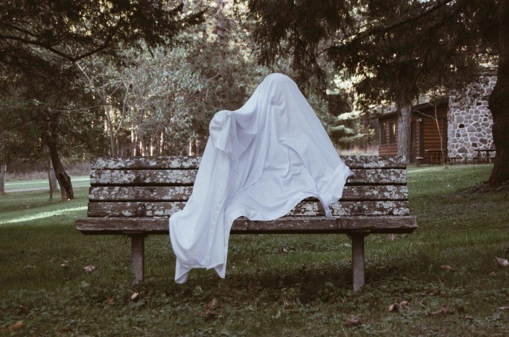 Fantôme en drap