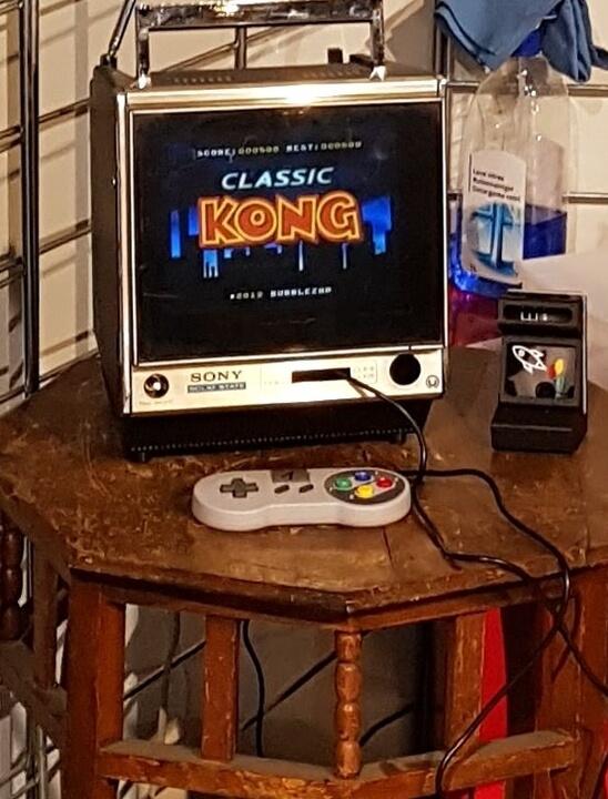 Borne d'arcade Kong