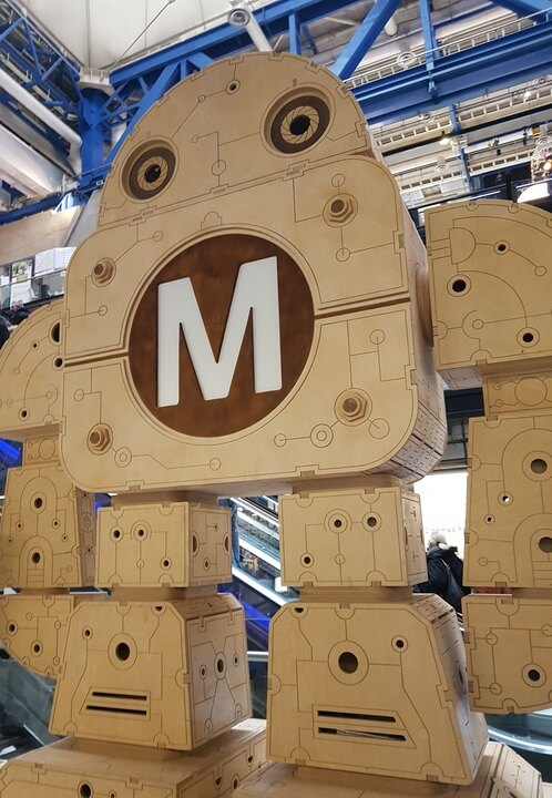 Conclusion Maker Faire Paris 2018Conclusion Maker Faire Paris 2018
