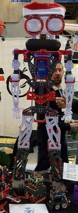 Robot Père Noël