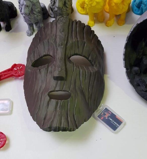 The Mask Prusa