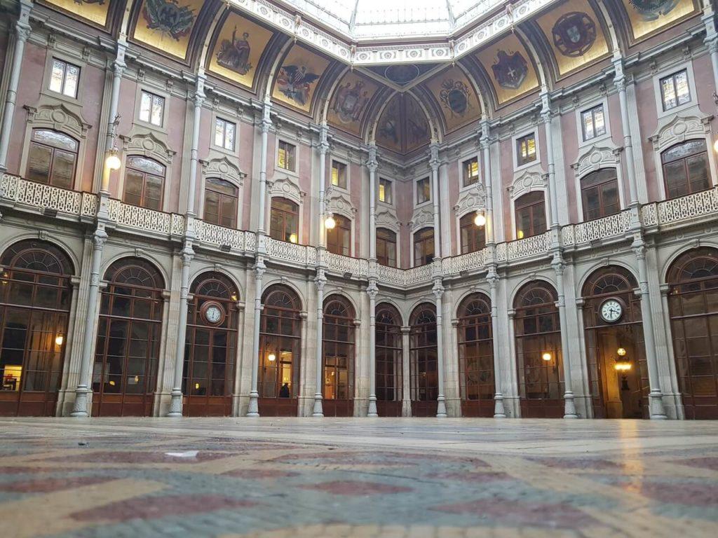 Palacio da Bolsa - Porto