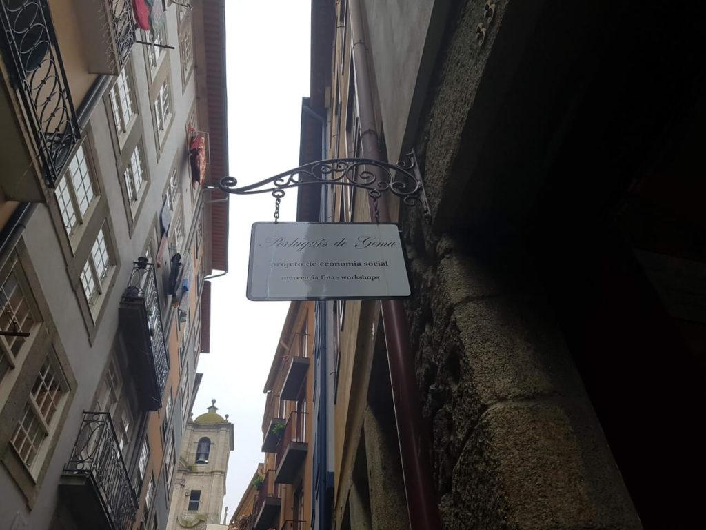 Portugues de Gema - Porto
