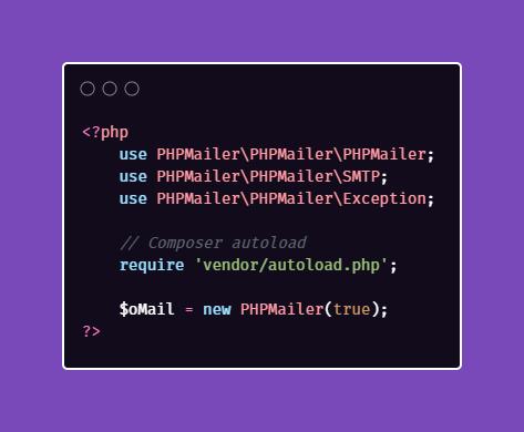 Connexion entre PHPMailer - MailHog